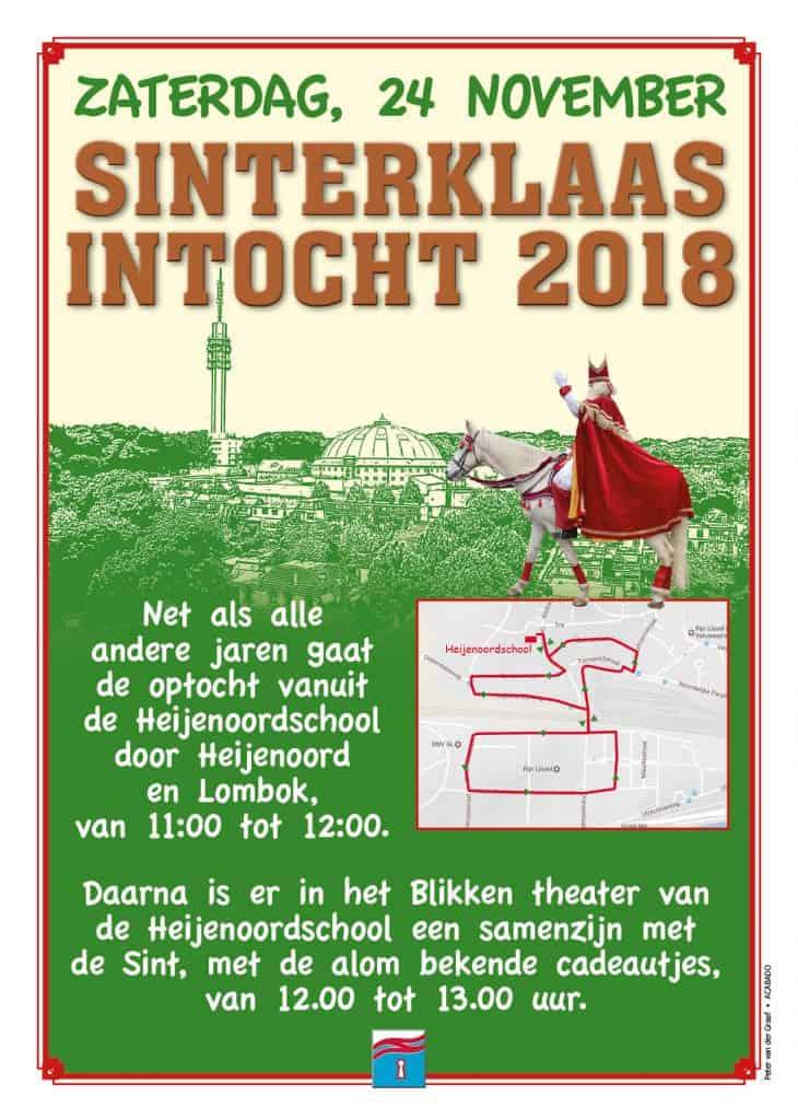 Zaterdag 24 November Sint Intocht Arnhem West Arnhem West
